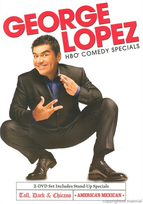 George Lopez: Americas Mexican / George Lopez: Tall, Dark & Chicano (2 Pack)