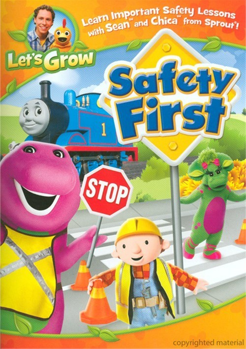 Lets Grow: Safety First