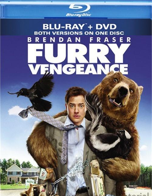 Furry Vengeance (Blu-ray + DVD Combo)
