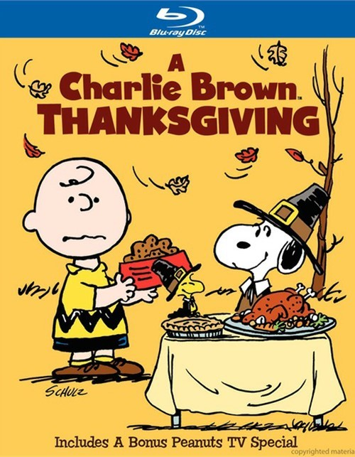Charlie Brown Thanksgiving, A