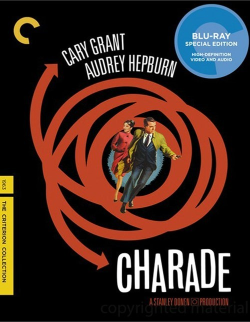 Charade: The Criterion Collection