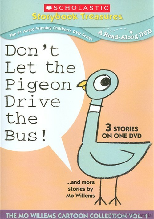 Dont Let The Pigeon Drive The Bus