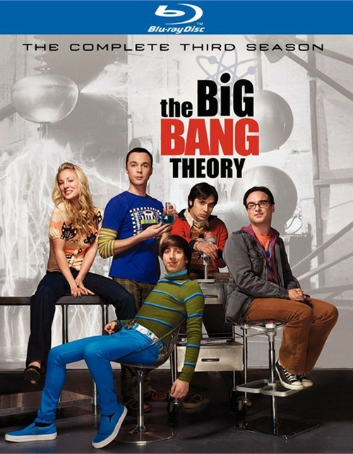 Big Bang Theory, The: The Complete Third Season
