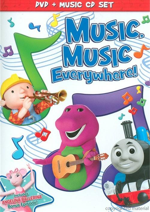 Music, Music Everywhere!