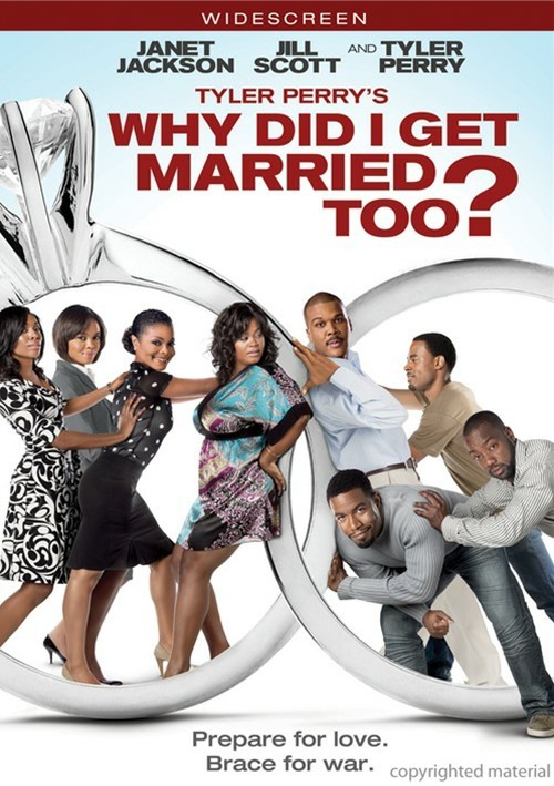 Why Did I Get Married Too? (Widescreen)