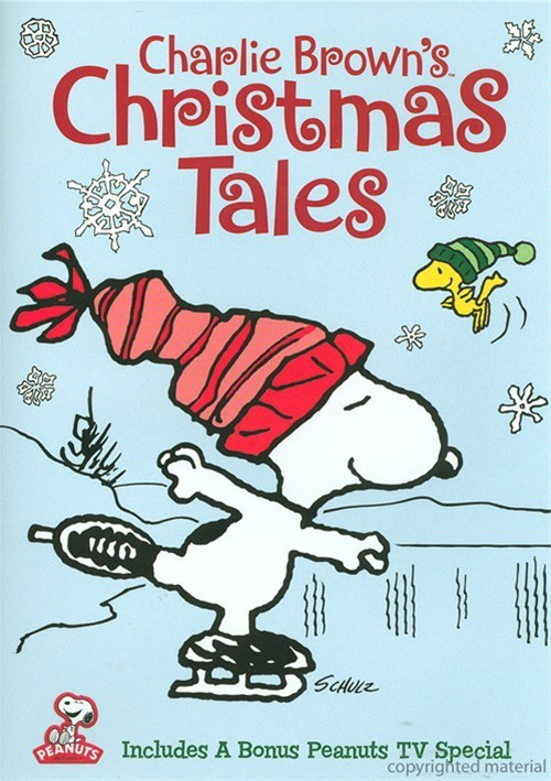 Charlie Browns Christmas Tales