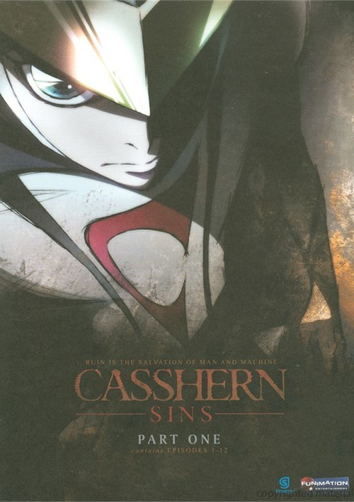 Casshern Sins: Part 1