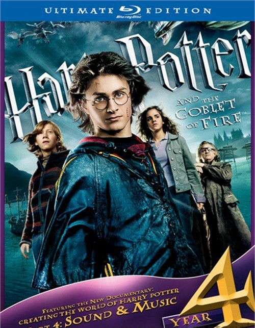 Harry Potter And The Goblet Of Fire: Ultimate Edition