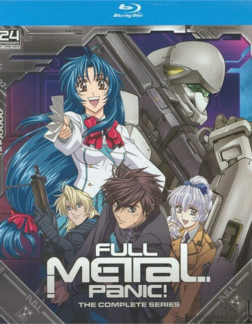 Full Metal Panic!: Complete Series (Remastered)