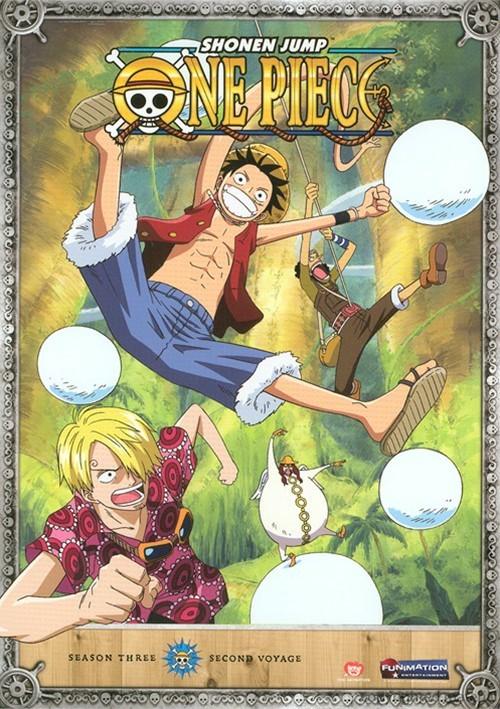 One Piece: Season Three - Second Voyage