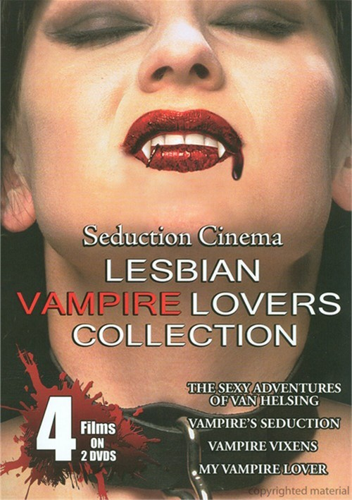 Lesbian Vampire Lovers Collection