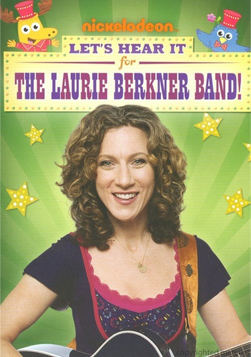 Lets Hear It For The Laurie Berkner Band!