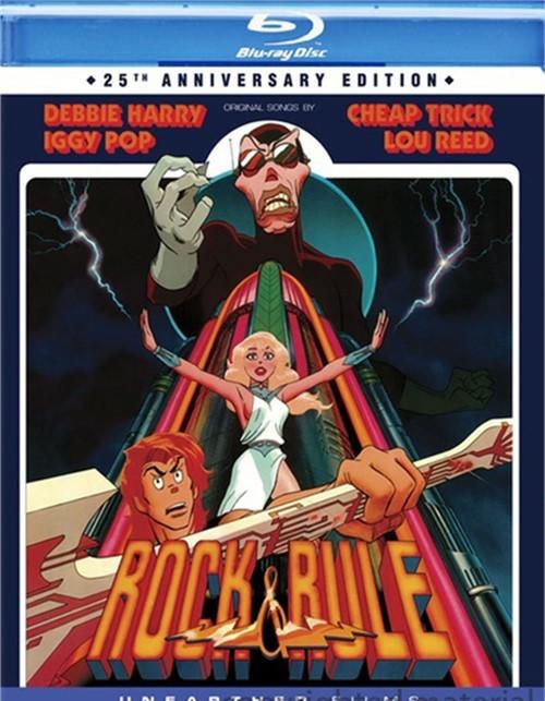 Rock & Rule: 25th Anniversary Edition