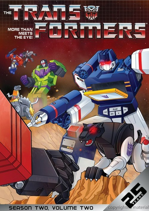 Transformers: Season Two - Volume Two