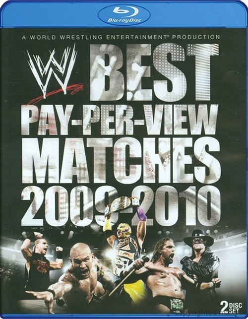 WWE: Best Pay-Per-View Matches Of The Year 2009 - 2010
