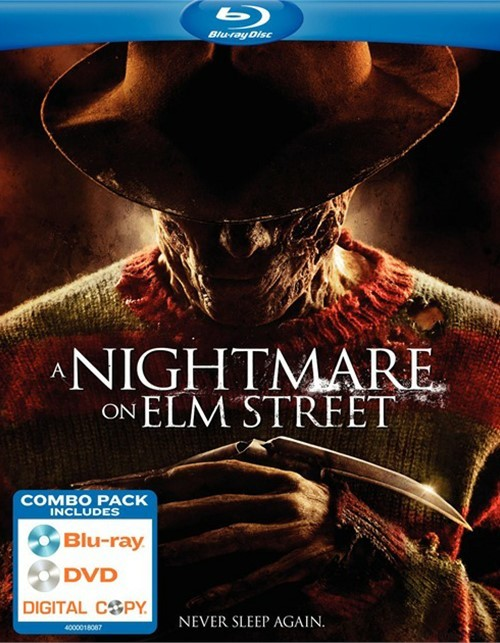 Nightmare On Elm Street, A (Blu-ray + DVD + Digital Copy) (2010)