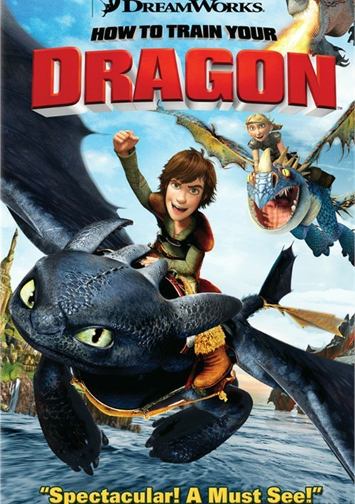 How To Train Your Dragon Double DVD Pack