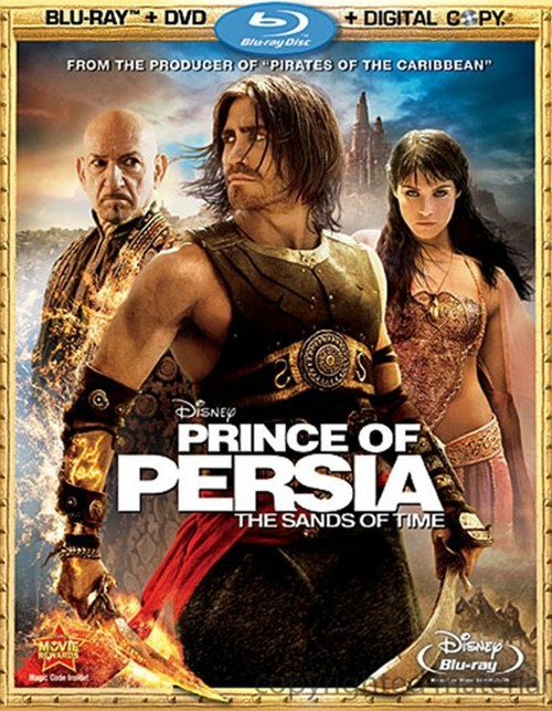 Prince Of Persia: The Sands Of Time (Blu-ray + DVD + Digital Copy)