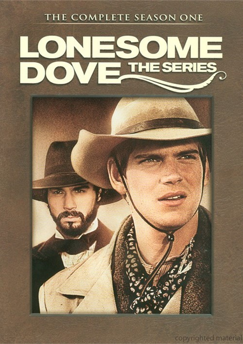 Lonesome Dove: The Series - The Complete Season One