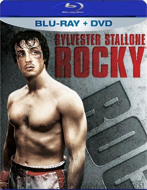 Rocky (Blu-ray + DVD Combo)