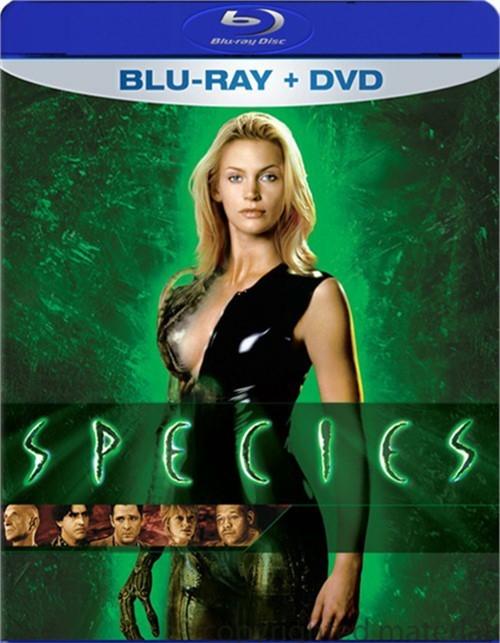 Species (Blu-ray + DVD Combo)