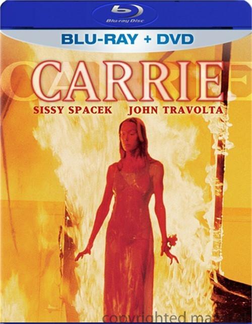Carrie (Blu-ray + DVD Combo)