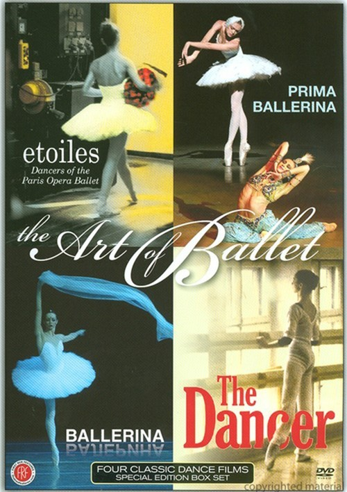 Art Of Ballet, The: Four Classic Dance films In A Special Edition Box Set