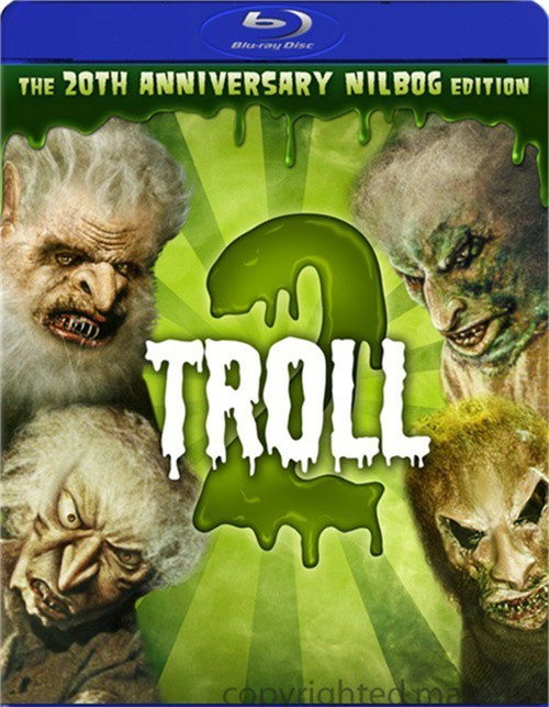 Troll 2: The 20th Anniversary Nilbog Edition (Blu-ray + DVD Combo)