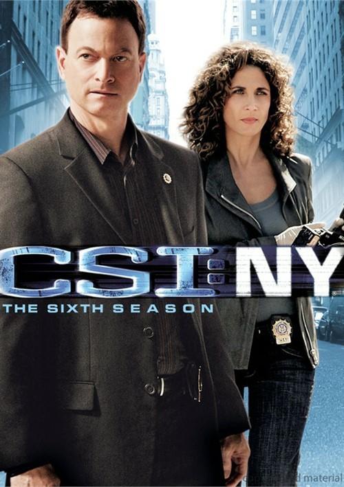 CSI: NY - The Sixth Season