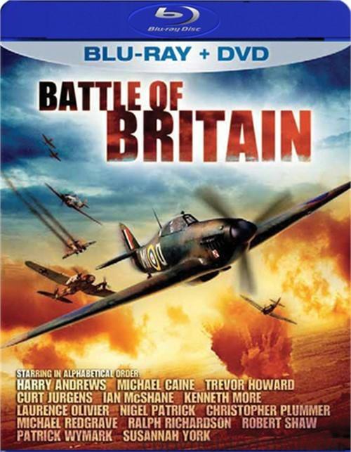 Battle Of Britain (Blu-ray + DVD Combo)
