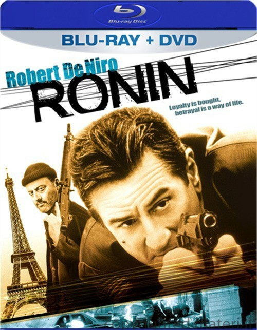 Ronin (Blu-ray + DVD Combo)