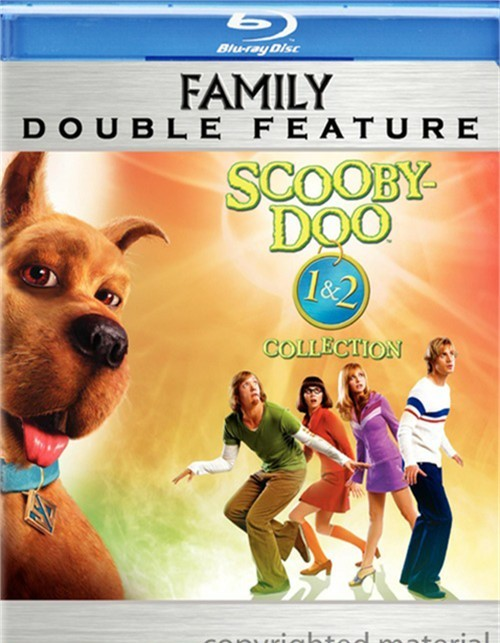 Scooby-Doo 1 & 2 Collection