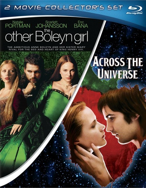 Across The Universe / The Other Boleyn Girl (2-Pack)