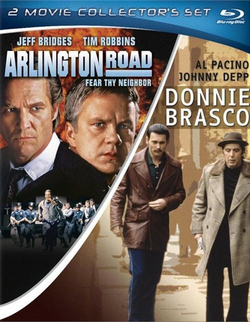 Arlington Road / Donnie Brasco (2-Pack)