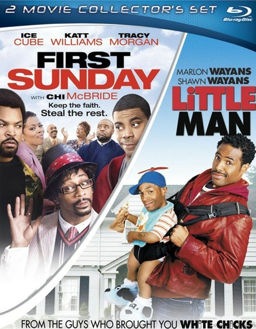 First Sunday / Little Man (2-Pack)