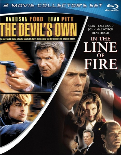 Devils Own, The / In The Line Of Fire (2-Pack)