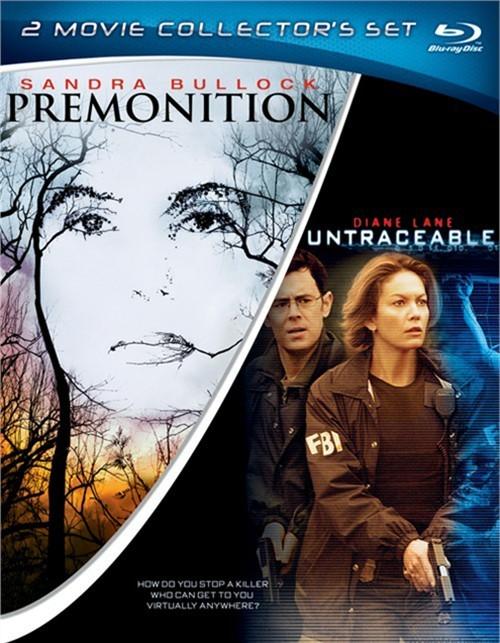 Premonition / Untraceable (2-Pack)