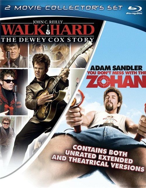 Walk Hard: The Dewey Cox Story / You Dont Mess With The Zohan (2-Pack)