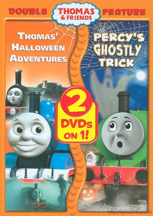 Thomas & Friends: Thomas Halloween Adventures / Percys Ghostly Trick (Double Feature)