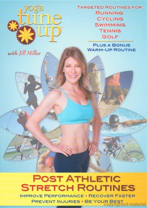 Yoga Tune Up: Post Athletic Stretch Routines With Jill Miller