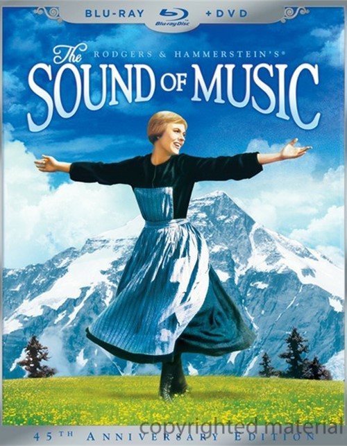 Sound Of Music, The: 45th Anniversary Edition (Blu-ray + DVD)