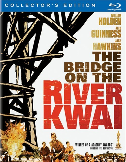 Bridge On The River Kwai, The: Collectors Edition (Blu-ray + DVD Combo)