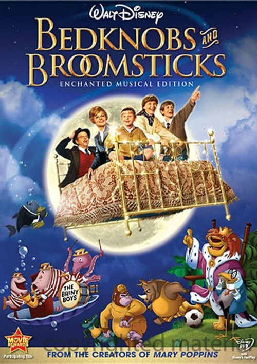 Bedknobs And Broomsticks: Enchanted Musical Edition