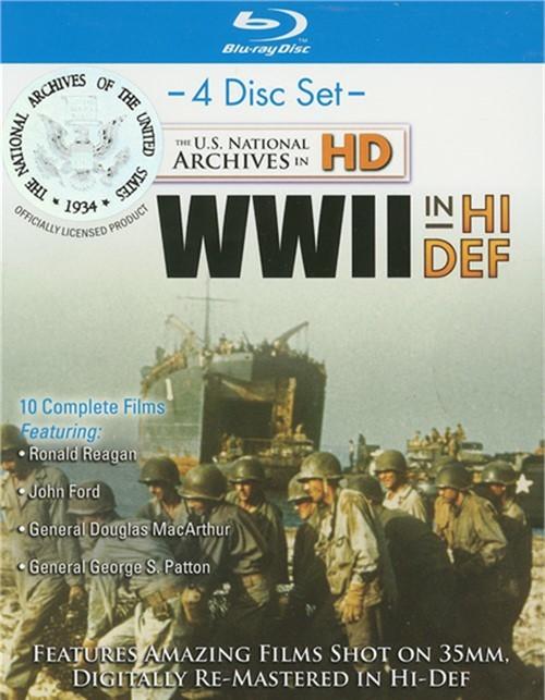 WWII In Hi-Def