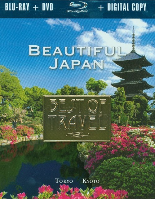 Best Of Travel: Beautiful Japan (Blu-ray + DVD Combo)