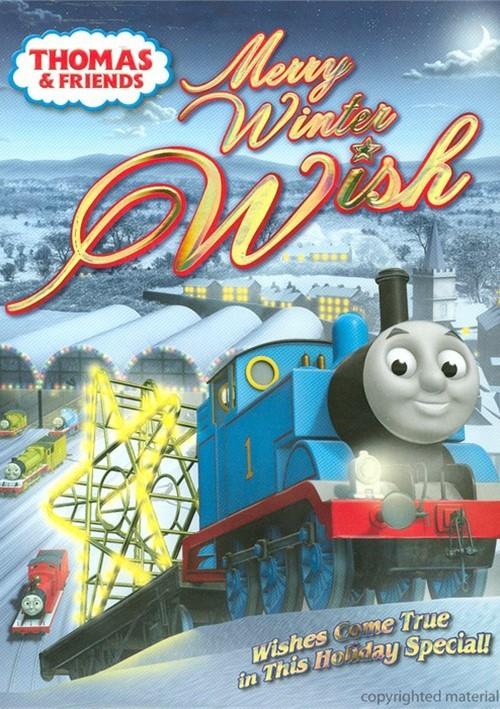 Thomas & Friends: Merry Winter Wish