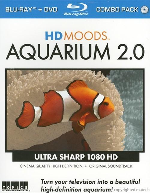 Aquarium 2.0 (Blu-ray + DVD Combo)