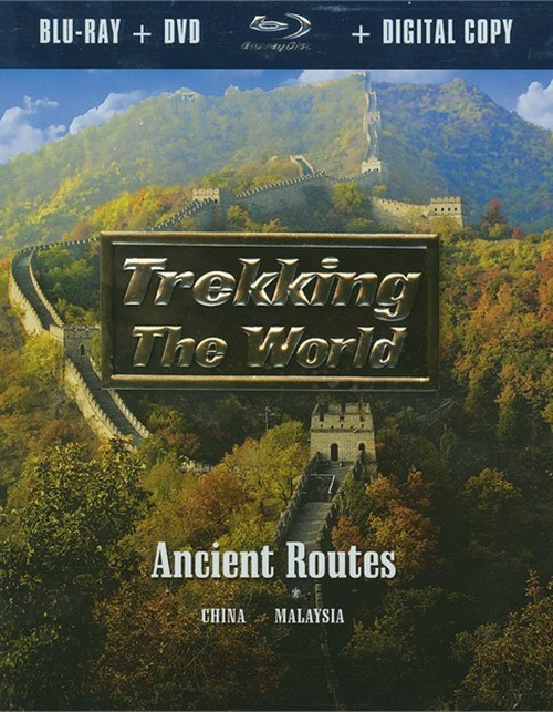 Trekking The World: Ancient Routes (Blu-ray + DVD Combo)