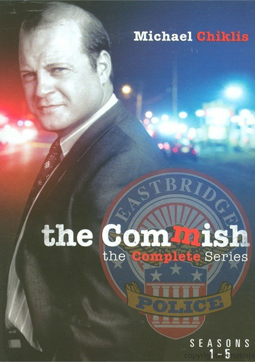 Commish, The: The Complete Series