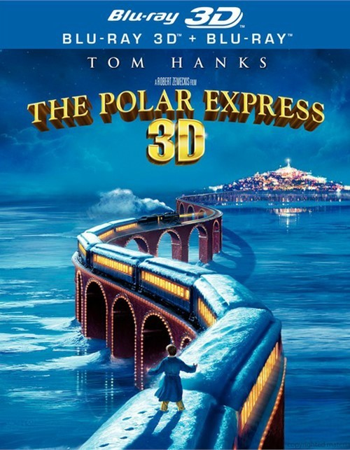 Polar Express 3D, The (Blu-ray 3D)